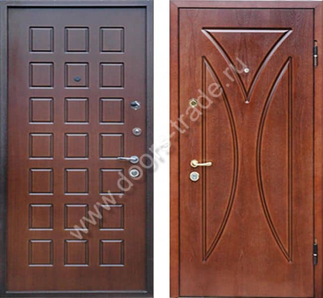 железные двери в дмитрове с установкой